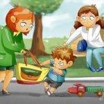 افزایش اعتماد به نفس در کودکان بیش فعال